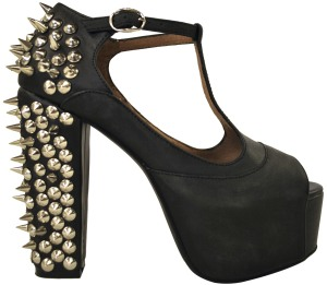 Jeffrey-Campbell-FW-12-foxy-spike-leather-black
